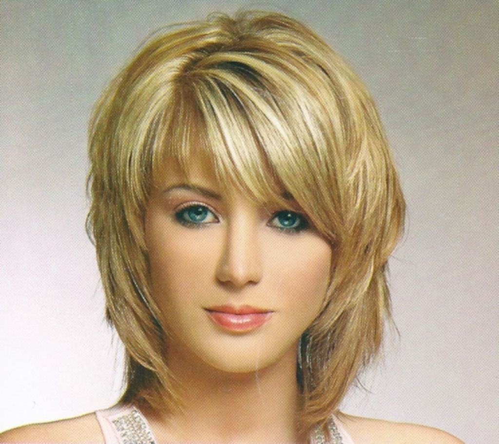 Trendy Choppy Layered Medium Hairstyles Pertaining To Curl Hair Cutting Because Of Medium Length Choppy Haircuts Layered (View 18 of 20)