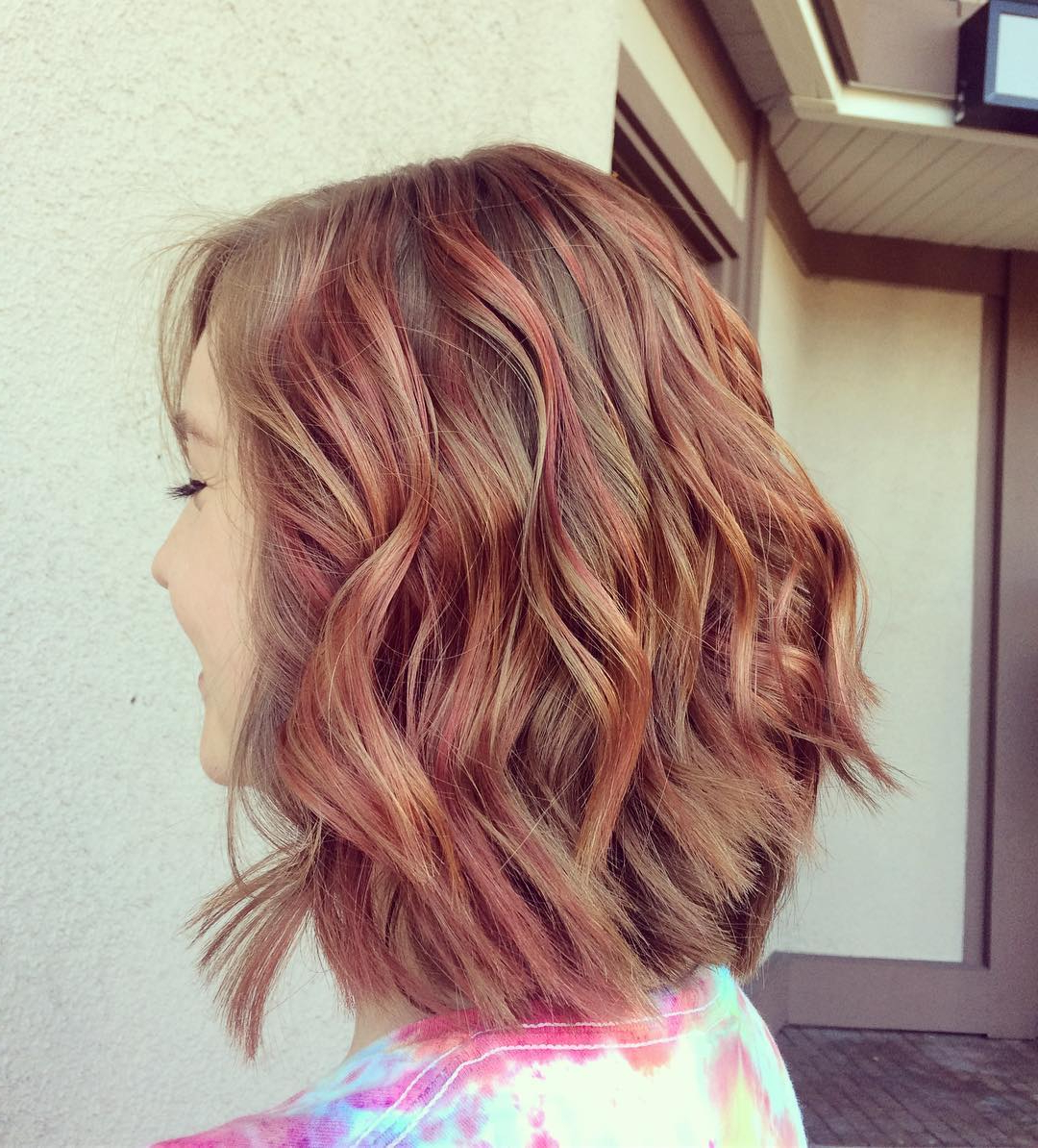 Trendy Long Layers For Messy Lob Hairstyles Within 10 Lob Haircut Ideas – Edgy Cuts & Hot New Colors – Popular Haircuts (View 15 of 20)