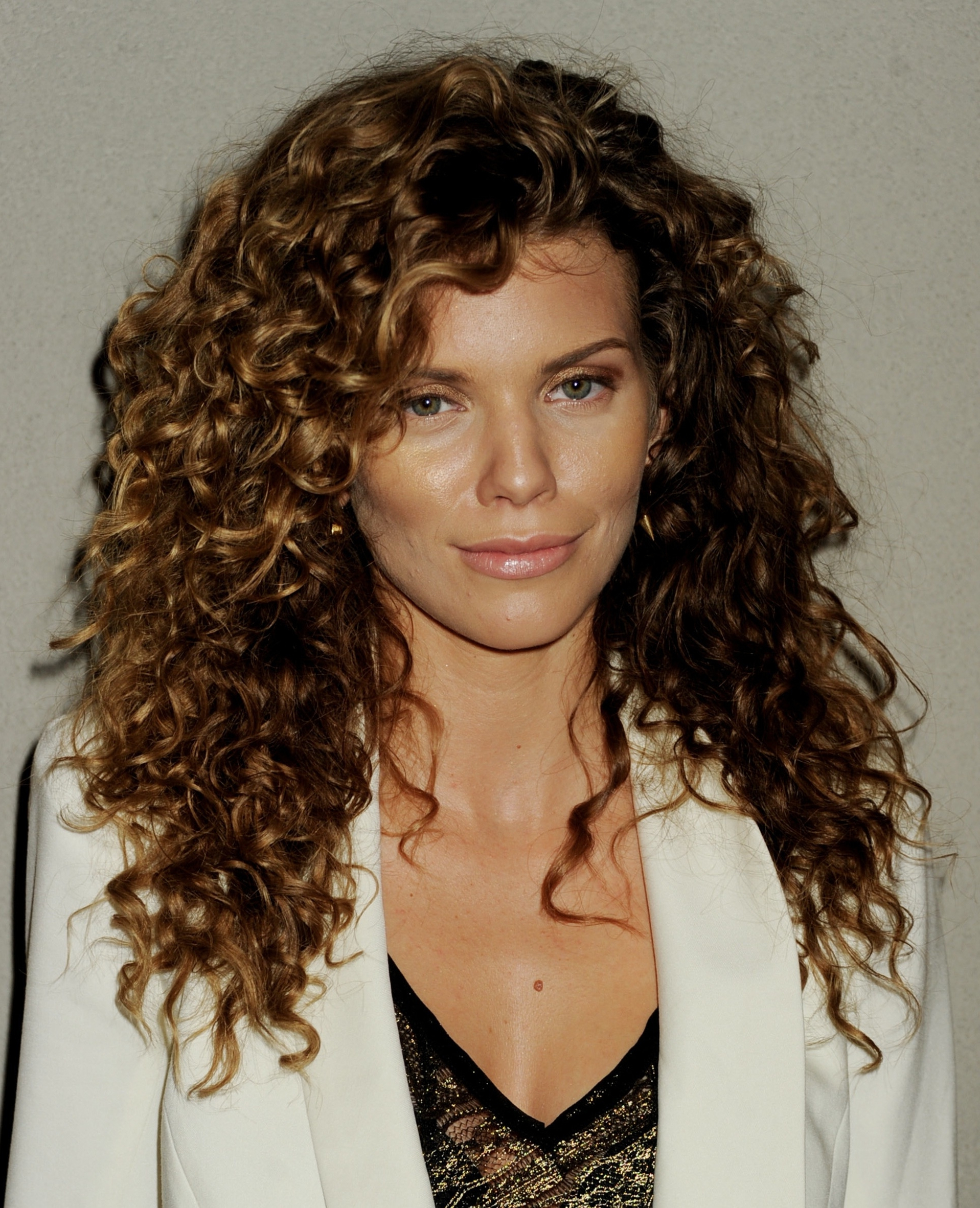 Trendy Medium Haircuts For Naturally Curly Hair In Medium Length Naturally Curly Hairstyles – Leymatson (View 17 of 20)