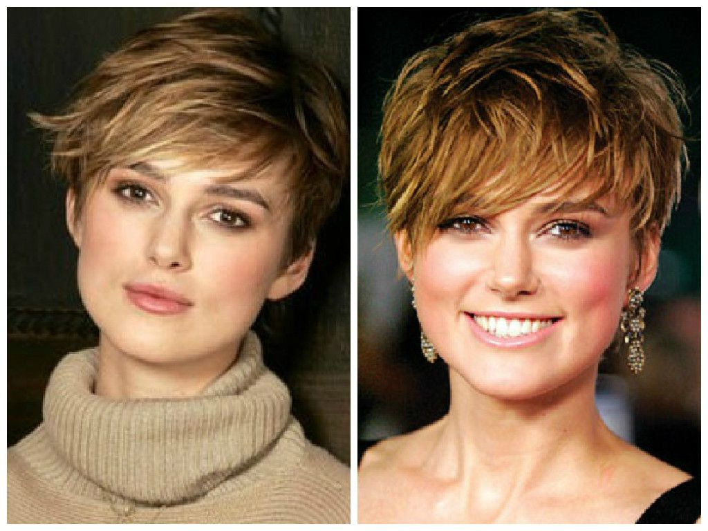 Trendy Medium Hairstyles For High Cheekbones Pertaining To The Best Hairstyles For High Cheekbones (View 20 of 20)