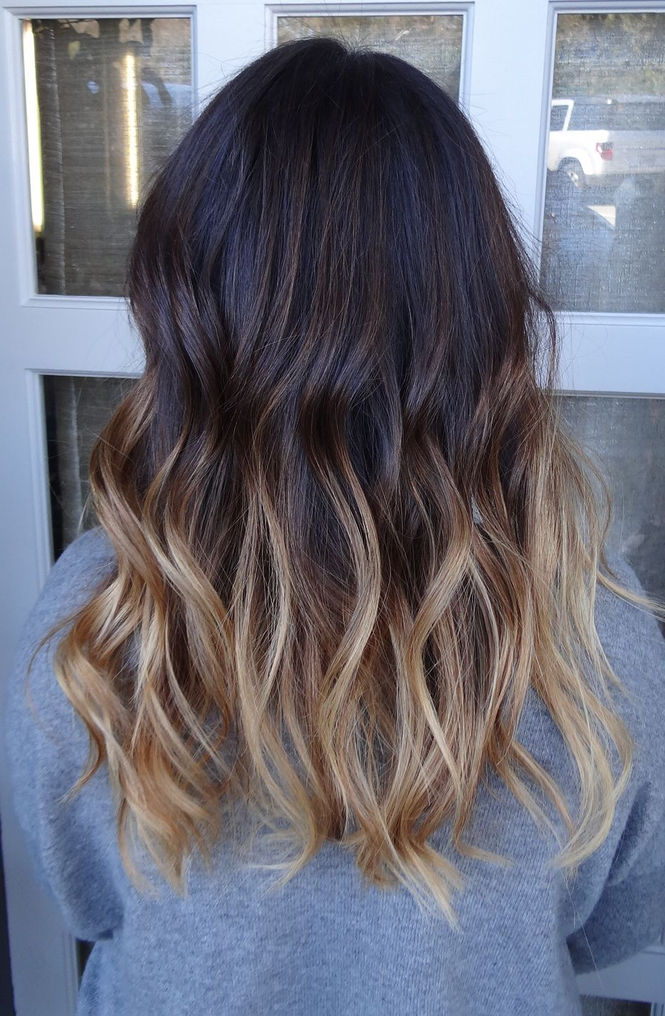 Trendy Ombre Medium Hairstyles Within 30 Medium Hairstyles For Women (View 5 of 20)