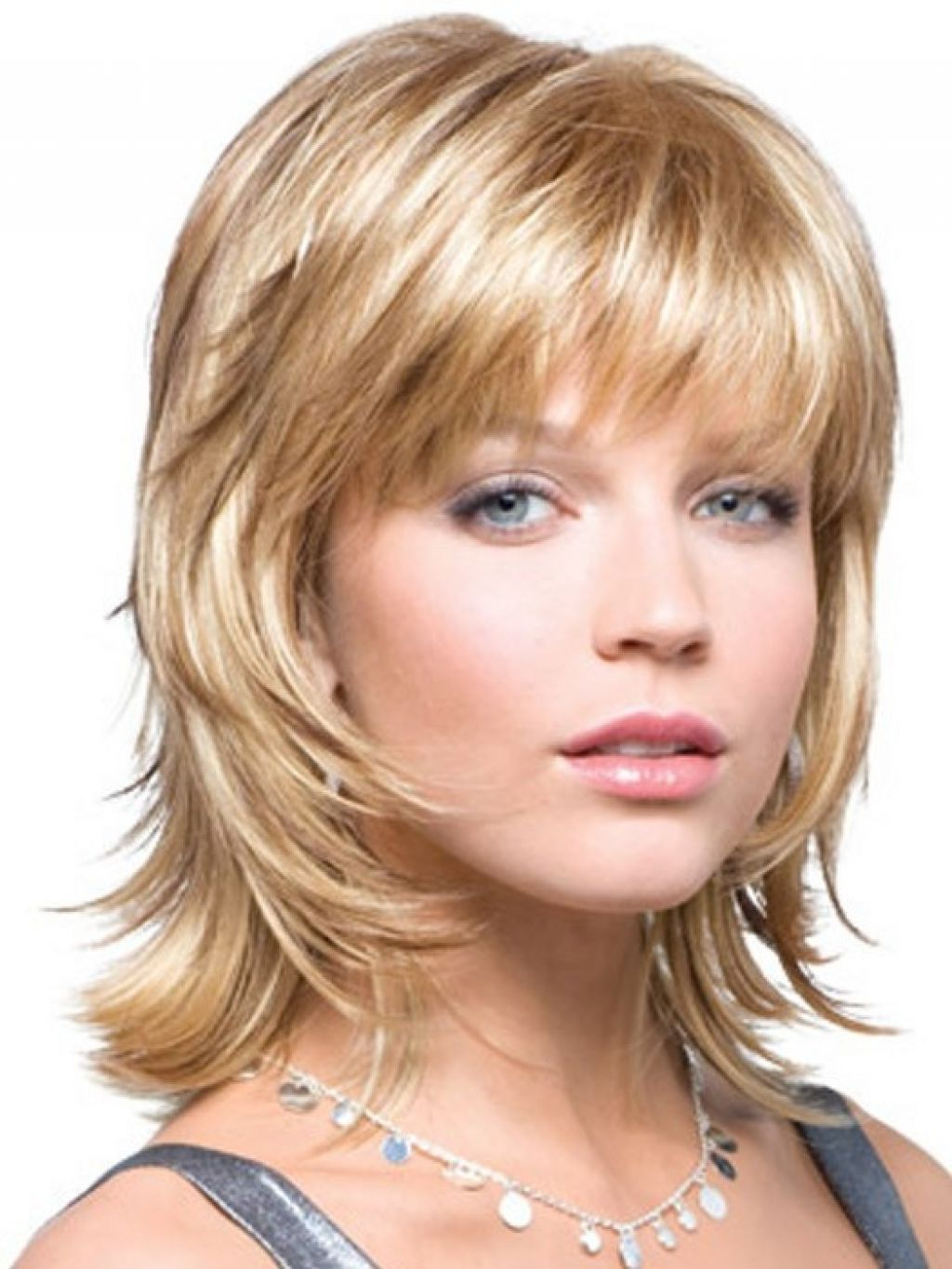 Trendy Shaggy Medium Haircuts For Medium Shaggy Hairstyle 20 With Medium Shaggy Hairstyle – Hairstyles (View 19 of 20)