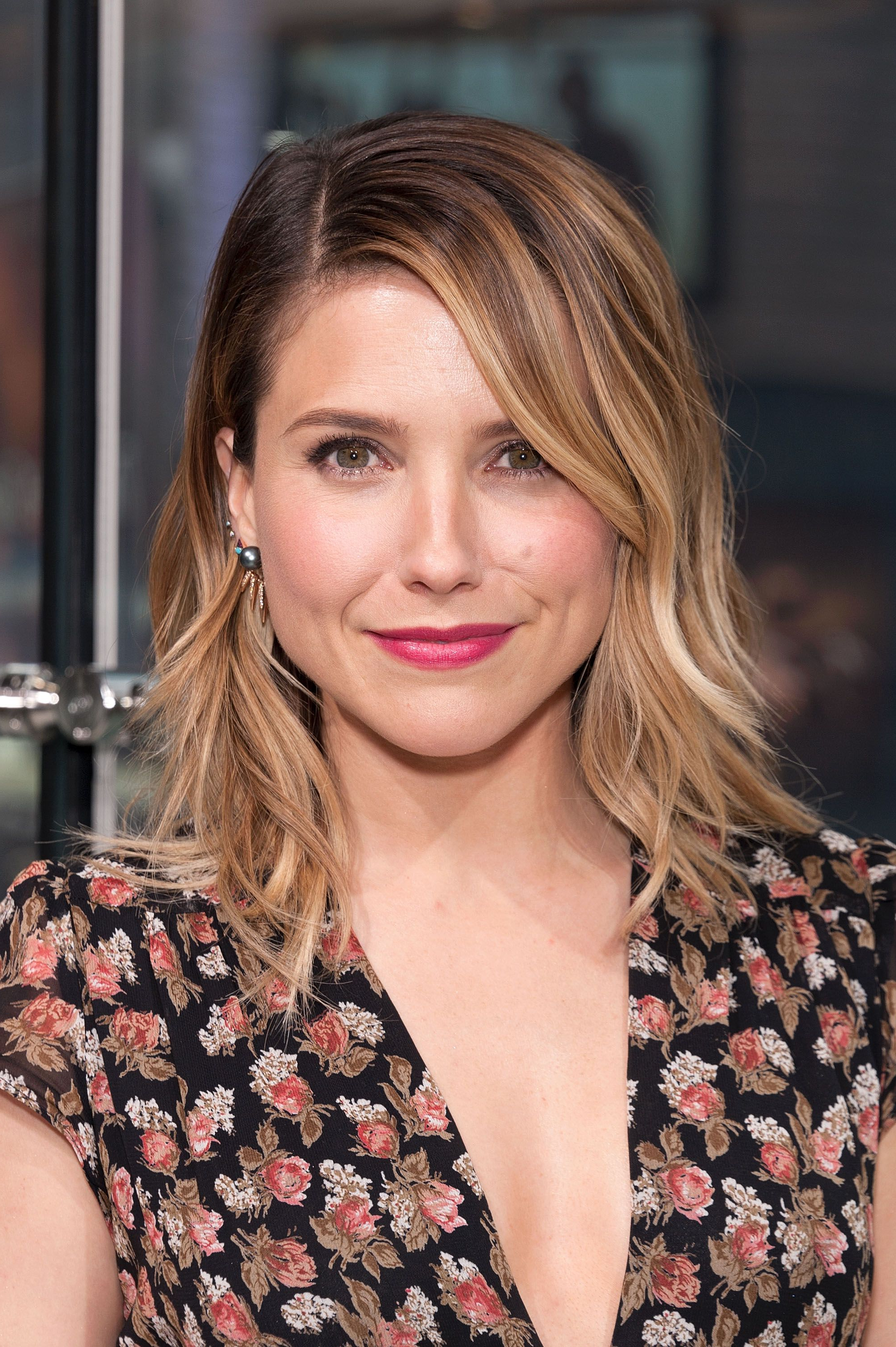 Trendy Sophia Bush Medium Hairstyles For Sophia Bush Shares Some Of Her Eco Beauty Favorites For Earth Month (View 19 of 20)