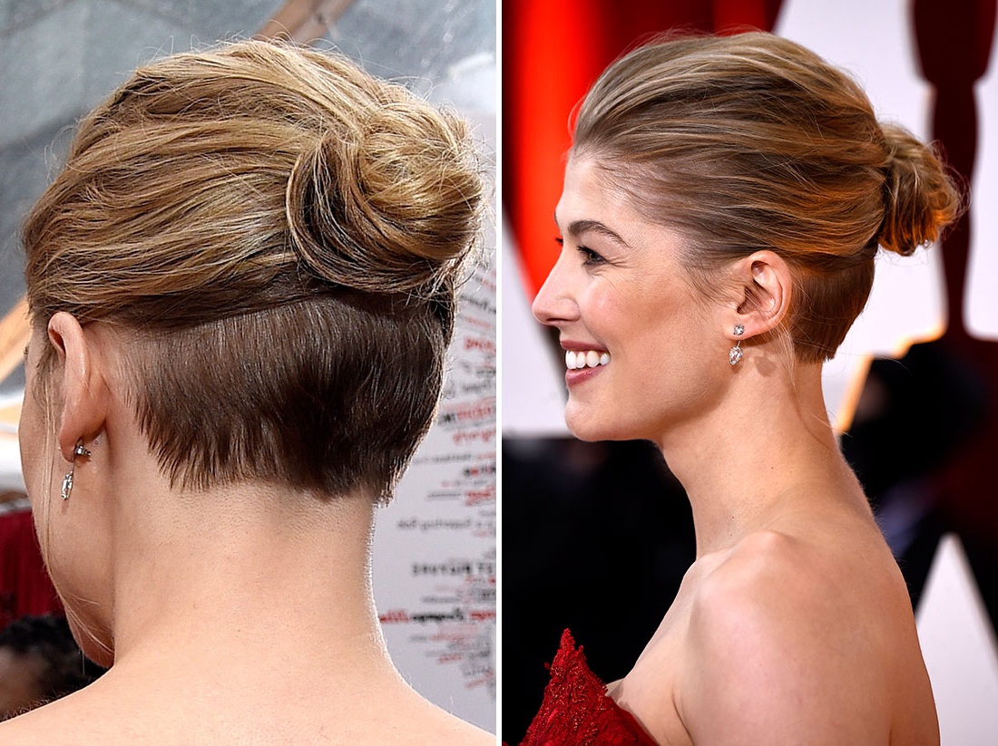 Trendy Undercut Medium Hairstyles For Women With 20 Awesome Short And Long Undercut Hairstyles For Women (View 18 of 20)
