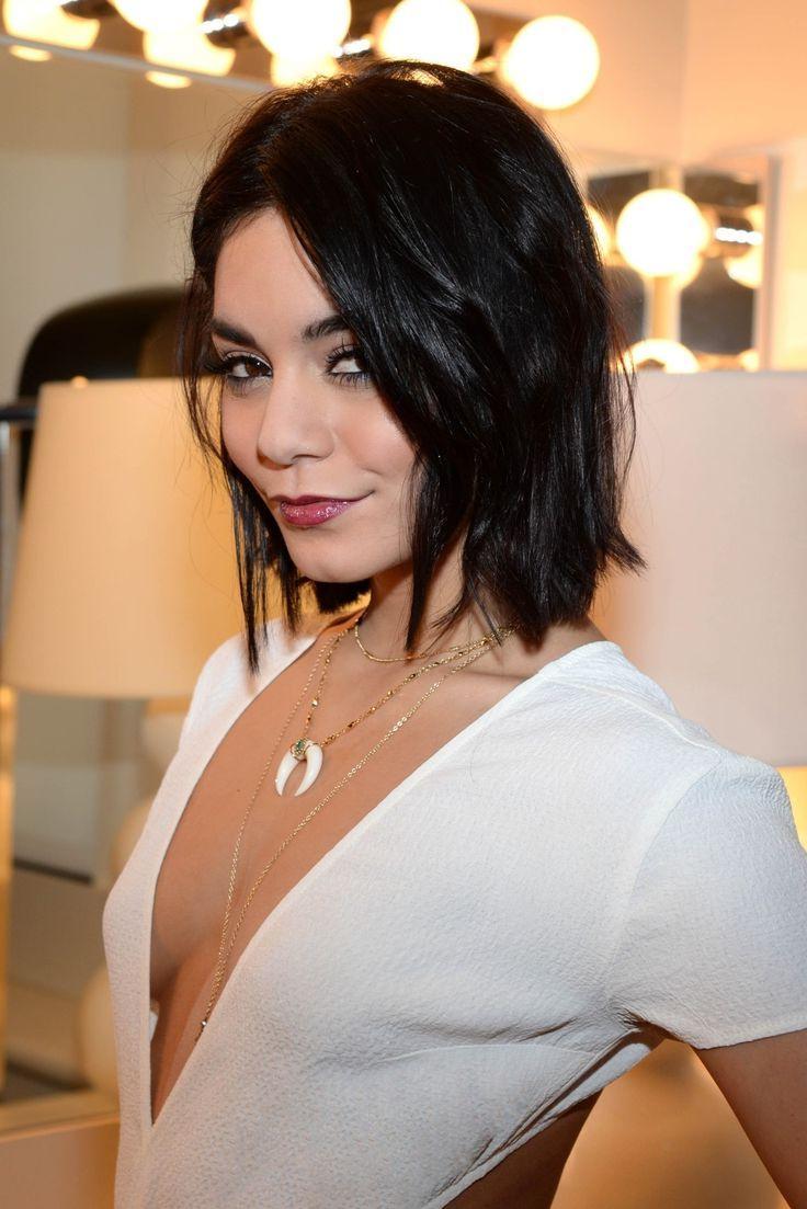 Trendy Vanessa Hudgens Medium Hairstyles Pertaining To Image Result For Vanessa Hudgens Short Hair (View 9 of 20)
