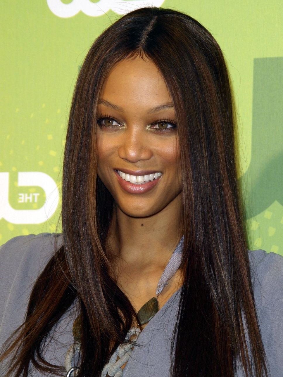 Featured Photo of Tyra Banks Medium Hairstyles