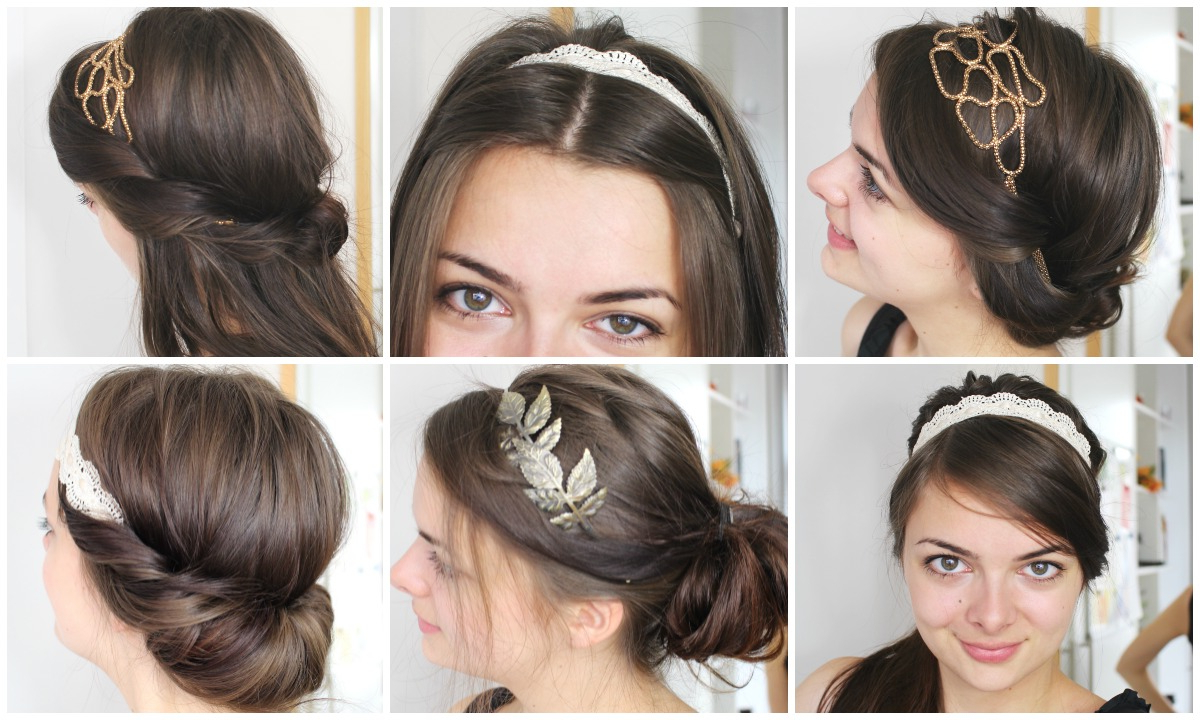 Video Archives – Loepsie Regarding Well Known Medium Hairstyles With Headbands (Gallery 19 of 20)