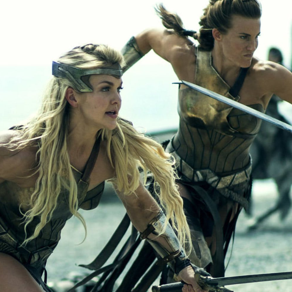 Warrior Woman Hair — Women Security Index For Famous Spartan Warrior Faux Hawk Hairstyles (View 17 of 20)
