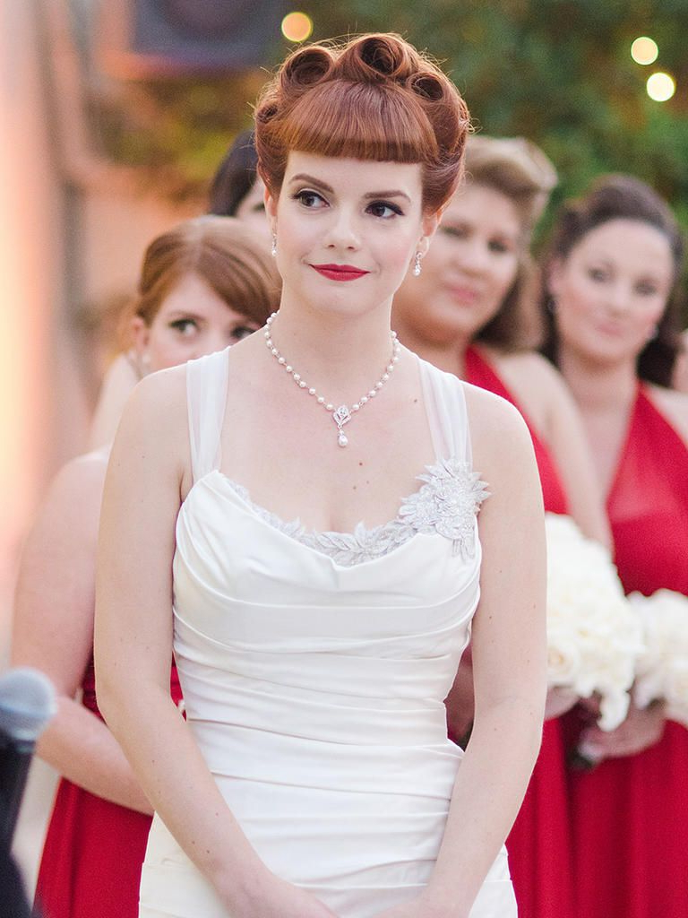 Wedding Hair Within Latest Wedding Day Bliss Faux Hawk Hairstyles (View 19 of 20)