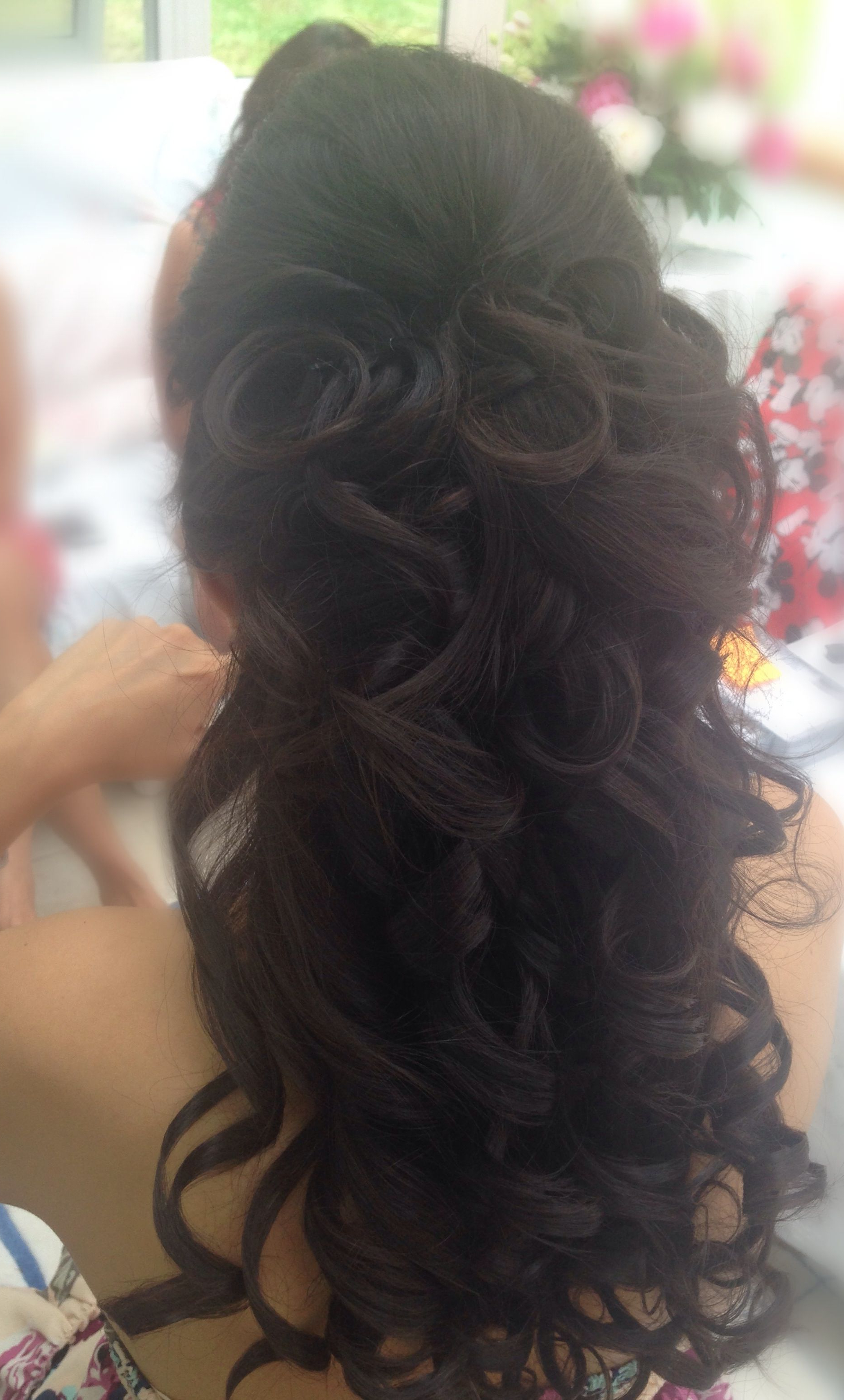 Wedding Hairstyle, Bridal Hairstyle, Special Occasions, Up Dos And In Recent Medium Hairstyles For Special Occasions (View 19 of 20)