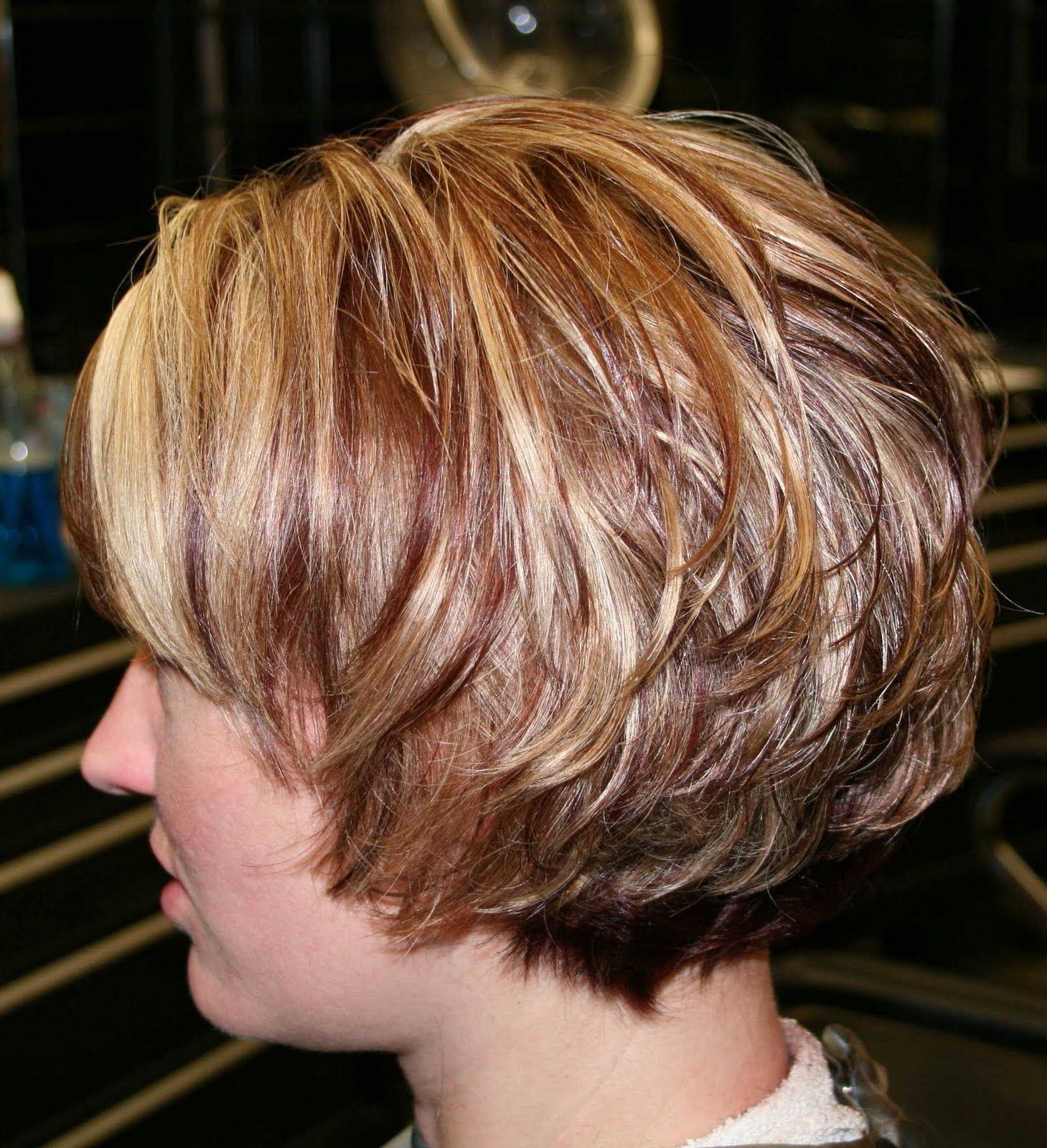 Wedge Hairstyles Medium (View 17 of 20)