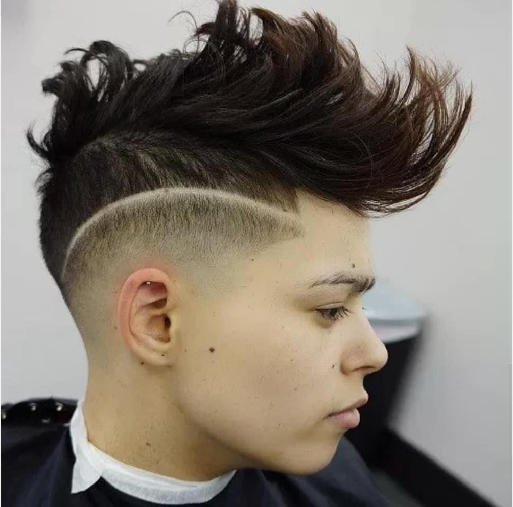 Well Known Barely There Mohawk Hairstyles With 33 Best Hairstyles For Men (according To Women) (View 11 of 20)