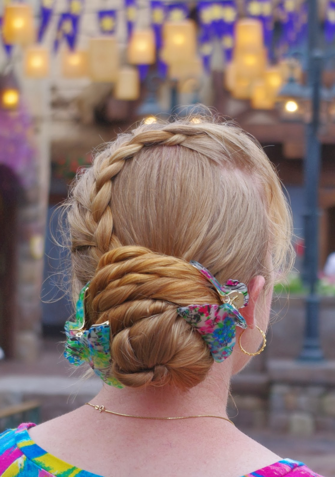 Well Known Braided Tower Mohawk Hairstyles Inside Hairstyles Master: Favorite Hairstyle~ Swoop Braid W/ Layered Bun (View 20 of 20)