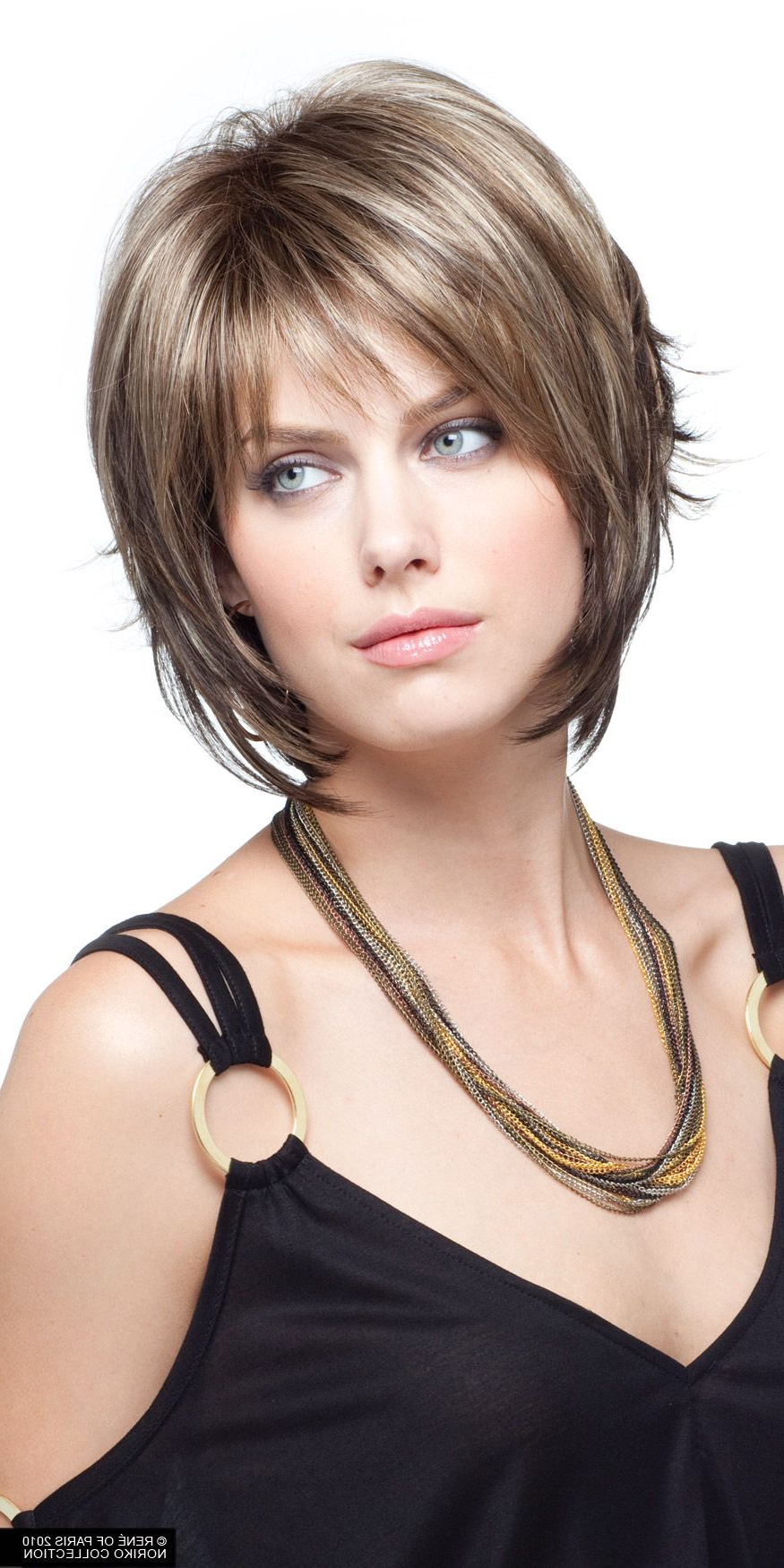 Well Known Burgundy Bob Hairstyles With Long Layers In Short Hair Layers Concerning Burgundy Hair Painting – Ianicsolutions (View 17 of 20)