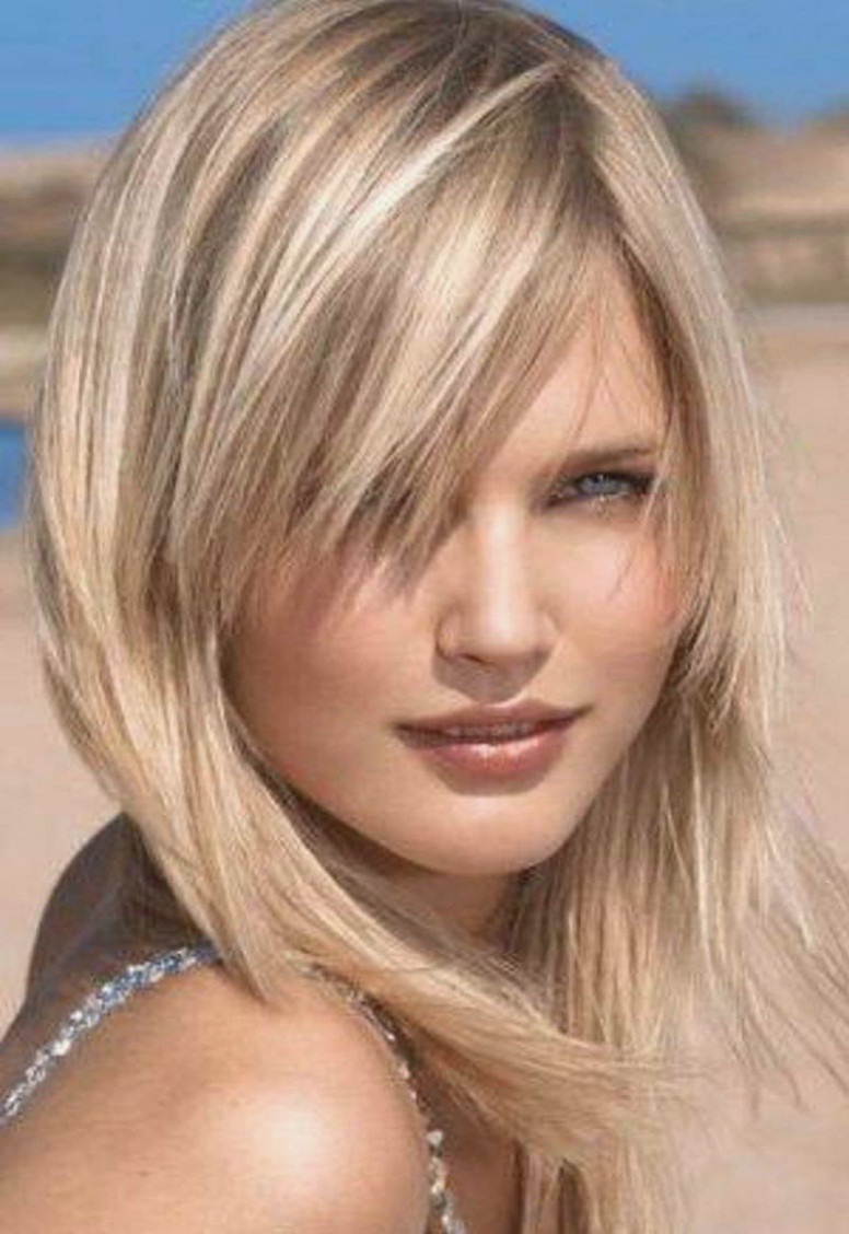 Well Known Fine Hair Medium Haircuts Regarding 16 Lovely Medium Haircut For Fine Hair – Elle Hairstyles – Haircuts (View 3 of 20)