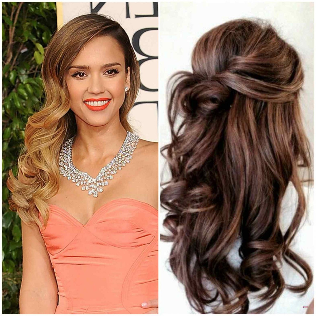 Well Known Homecoming Medium Hairstyles Inside Homecoming Hairstyles For Medium Length Half Up Curls New Home Ing (View 7 of 20)