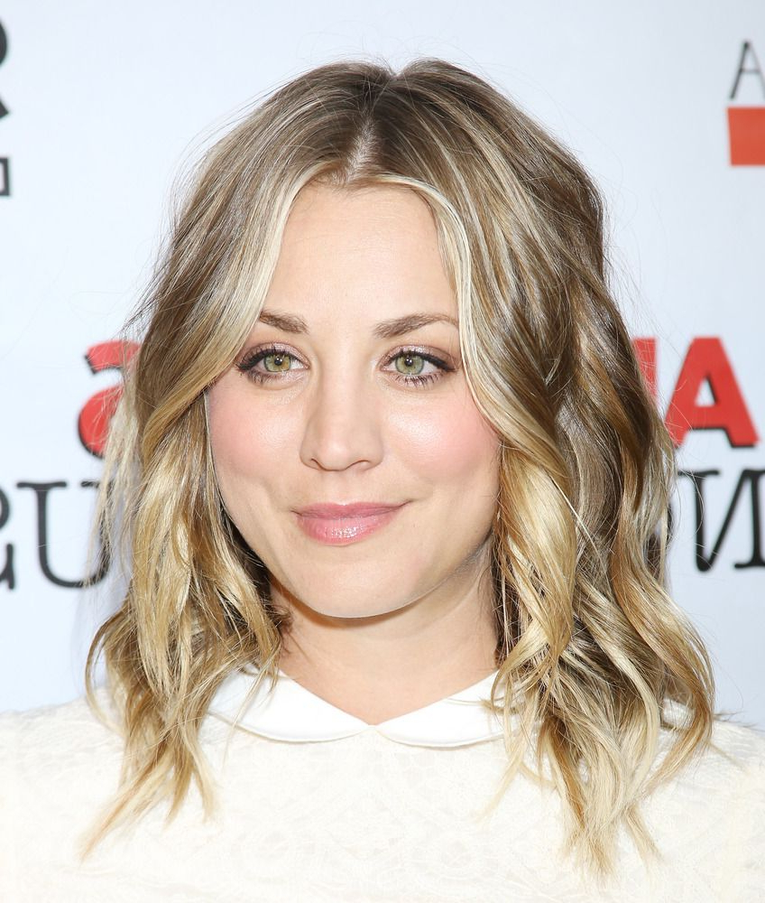 Well Known Kaley Cuoco New Medium Haircuts For This Is Obviously The Celebrity Haircut Of The Summer (View 19 of 20)