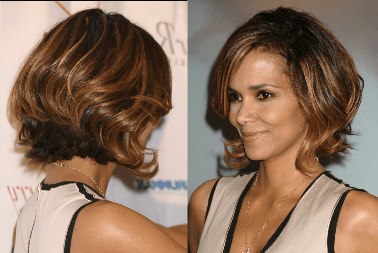 Well Known Layered Tousled Bob Hairstyles Inside 24 Hottest Bob Haircuts For Every Hair Type (View 20 of 20)