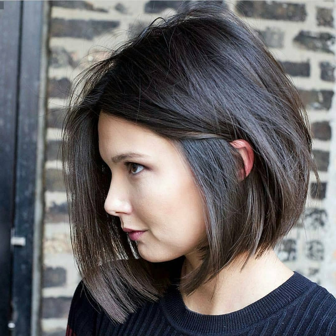 Well Known Low Maintenance Medium Haircuts For Thick Hair Regarding Top 10 Low Maintenance Short Bob Cuts For Thick Hair, Short (View 4 of 20)