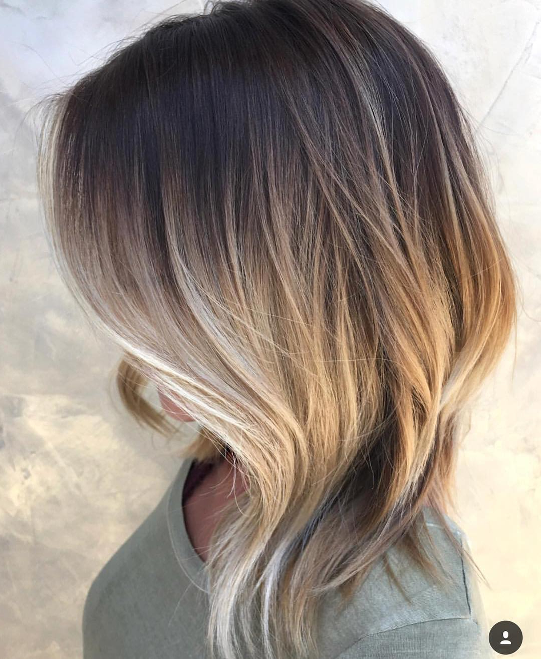 Well Known Medium Haircuts Bobs Thick Hair Within 10 Everyday Medium Hairstyles For Thick Hair 2019: Easy Trendy (View 20 of 20)