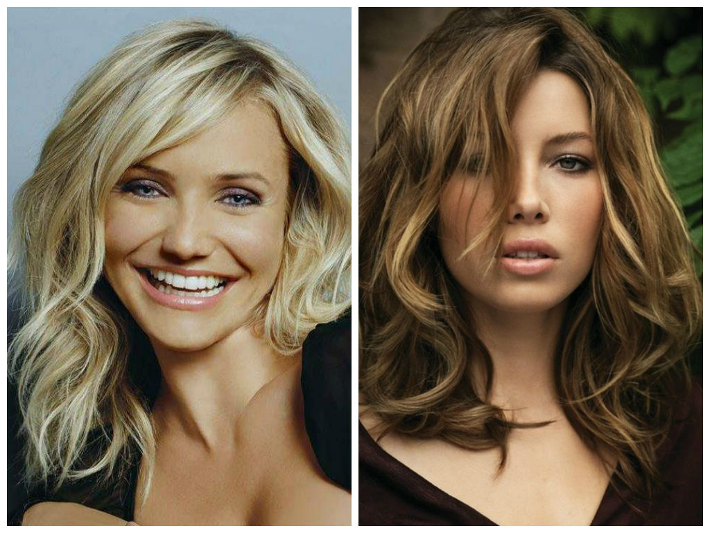 Well Known Medium Haircuts For Curvy Women In The Best Hairstyle For Your Body Shape – Hair World Magazine (View 4 of 20)