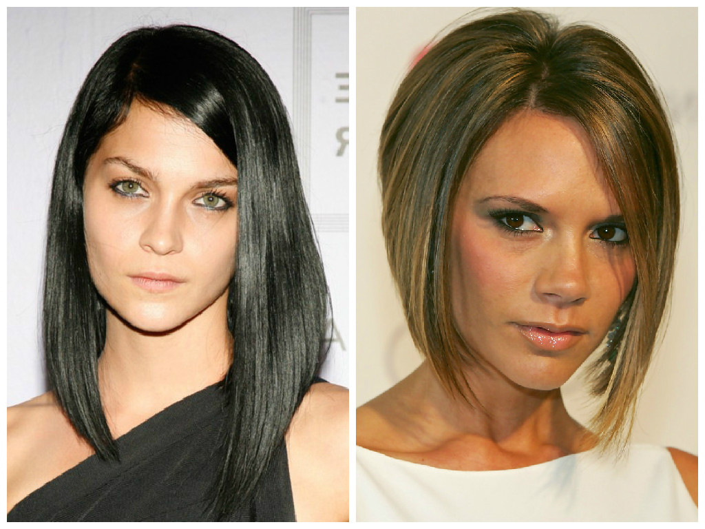 Well Known Medium Haircuts For High Cheekbones With The Best Hairstyles For High Cheekbones – Hair World Magazine (View 19 of 20)