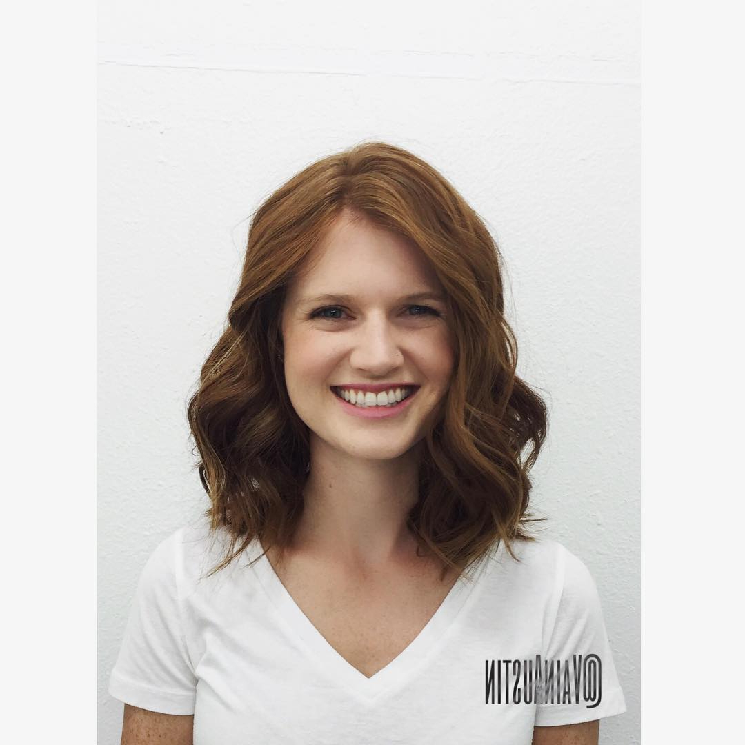 [%Well Known Medium Haircuts For Voluminous Hair Inside 30 Edgy Medium Length Haircuts For Thick Hair [October, 2018]|30 Edgy Medium Length Haircuts For Thick Hair [October, 2018] Within Most Current Medium Haircuts For Voluminous Hair%] (View 5 of 20)