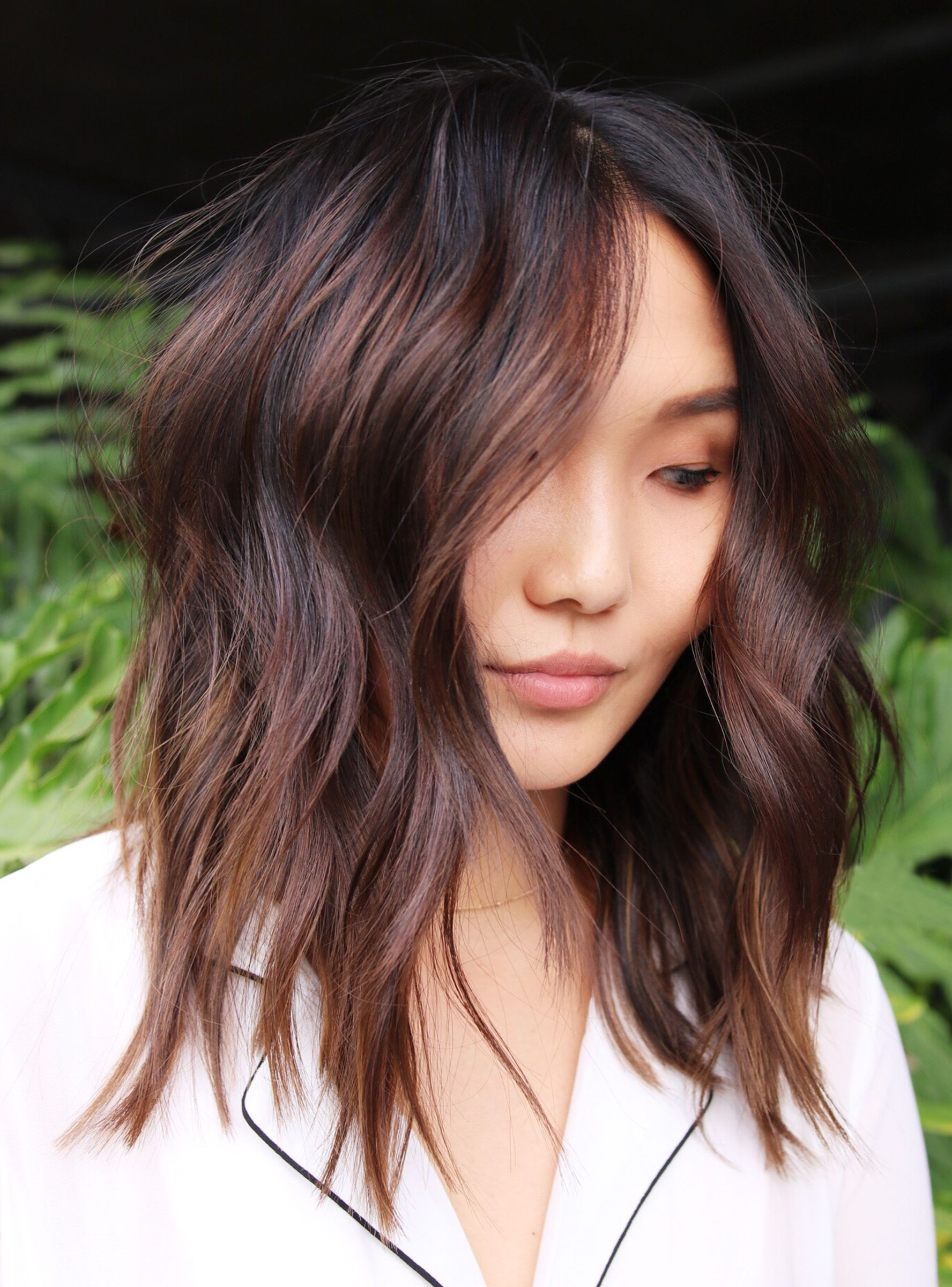 Well Known Medium Hairstyles For Spring For 6 Bold Hair Color Trends That We've Seeing Everywhere This Year In (View 19 of 20)