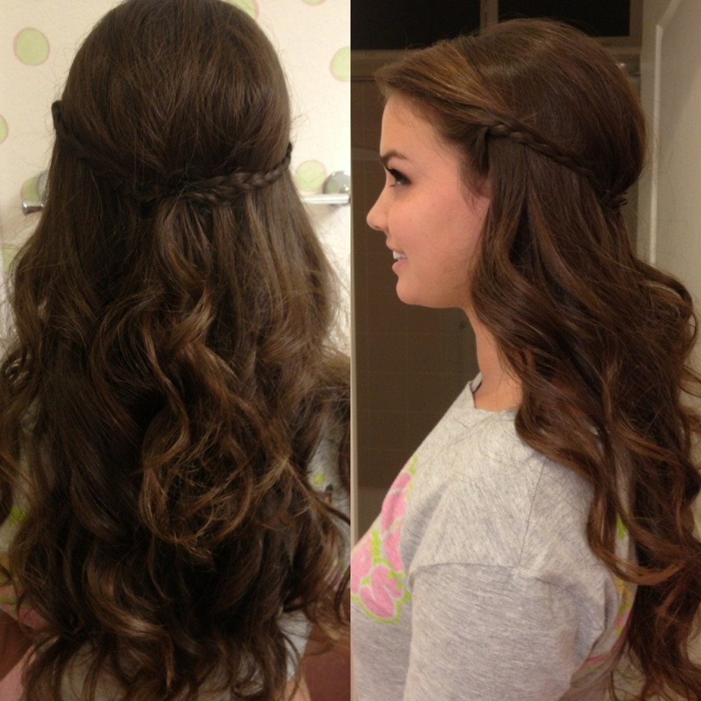 Well Known Medium Hairstyles Loose Curls For Women Hairstyle : Fearsomeoose Curls Hairstyle For Medium Hair Curl (View 15 of 20)