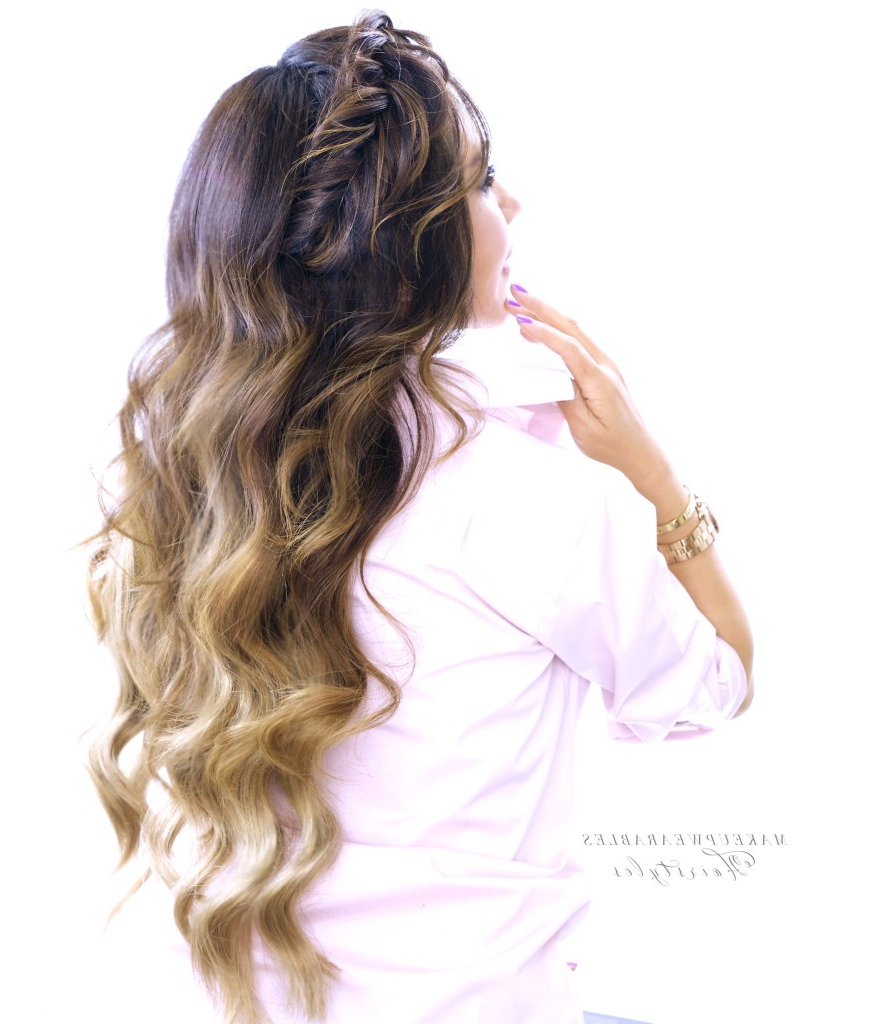 Well Known Medium Hairstyles With Headband Regarding Seven Cutest Headband Braids To Try In (View 20 of 20)
