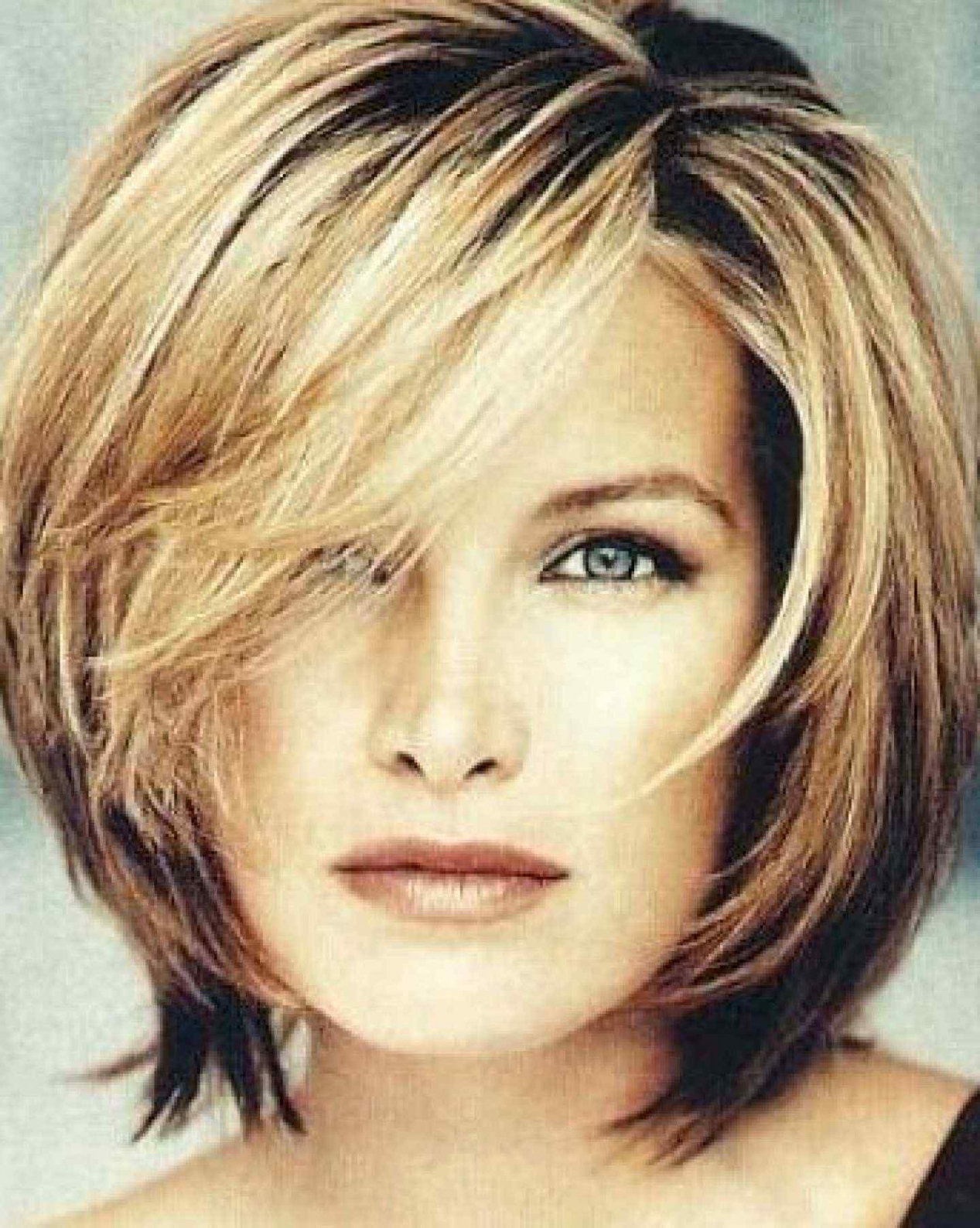 Well Known Medium To Medium Hairstyles For Thin Hair In Short Hairstyles Fine Thin Hair Over 50 Elegant 25 Luxury Medium (View 17 of 20)
