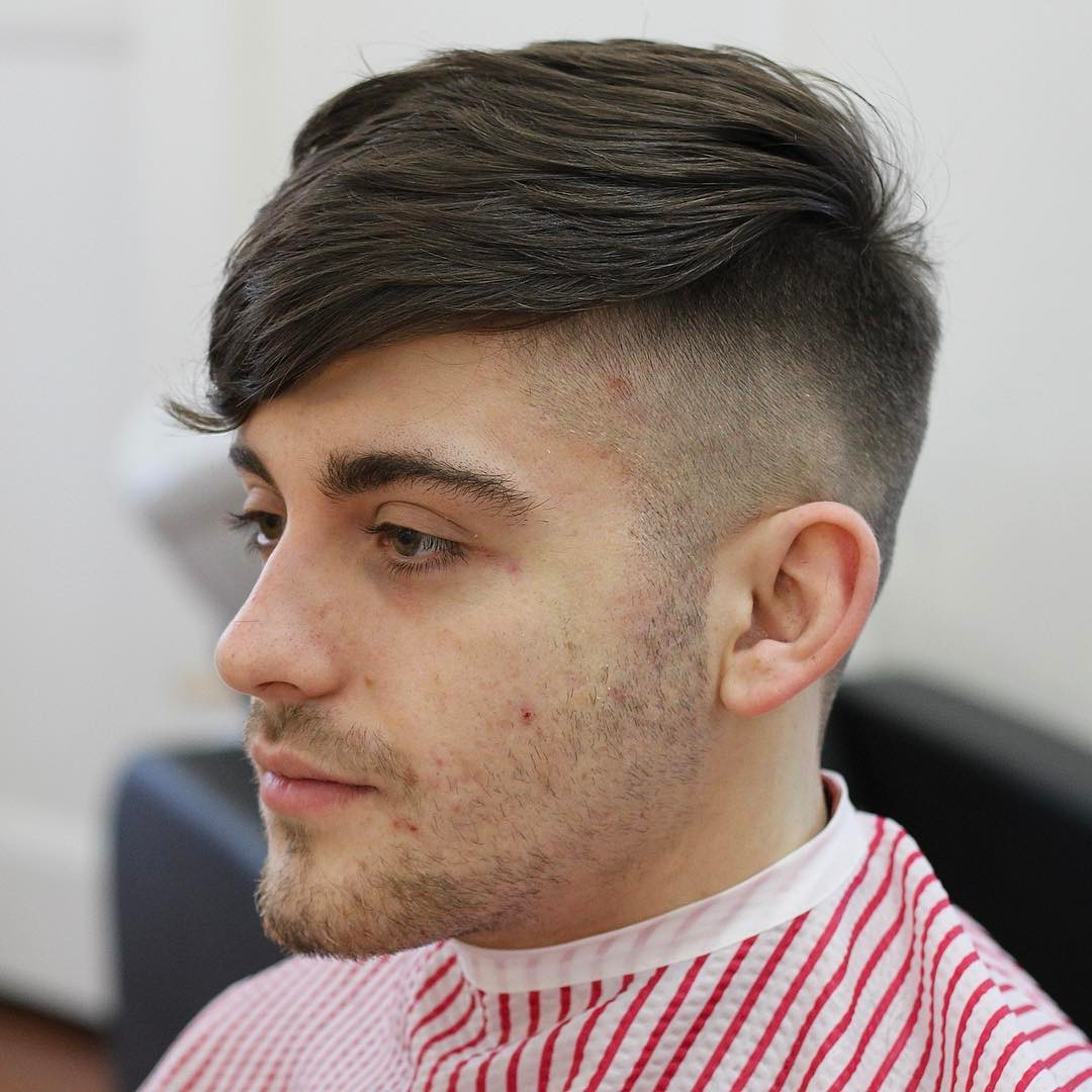 Well Known One Side Medium Haircuts In Best Medium Length Men's Hairstyles (View 6 of 20)