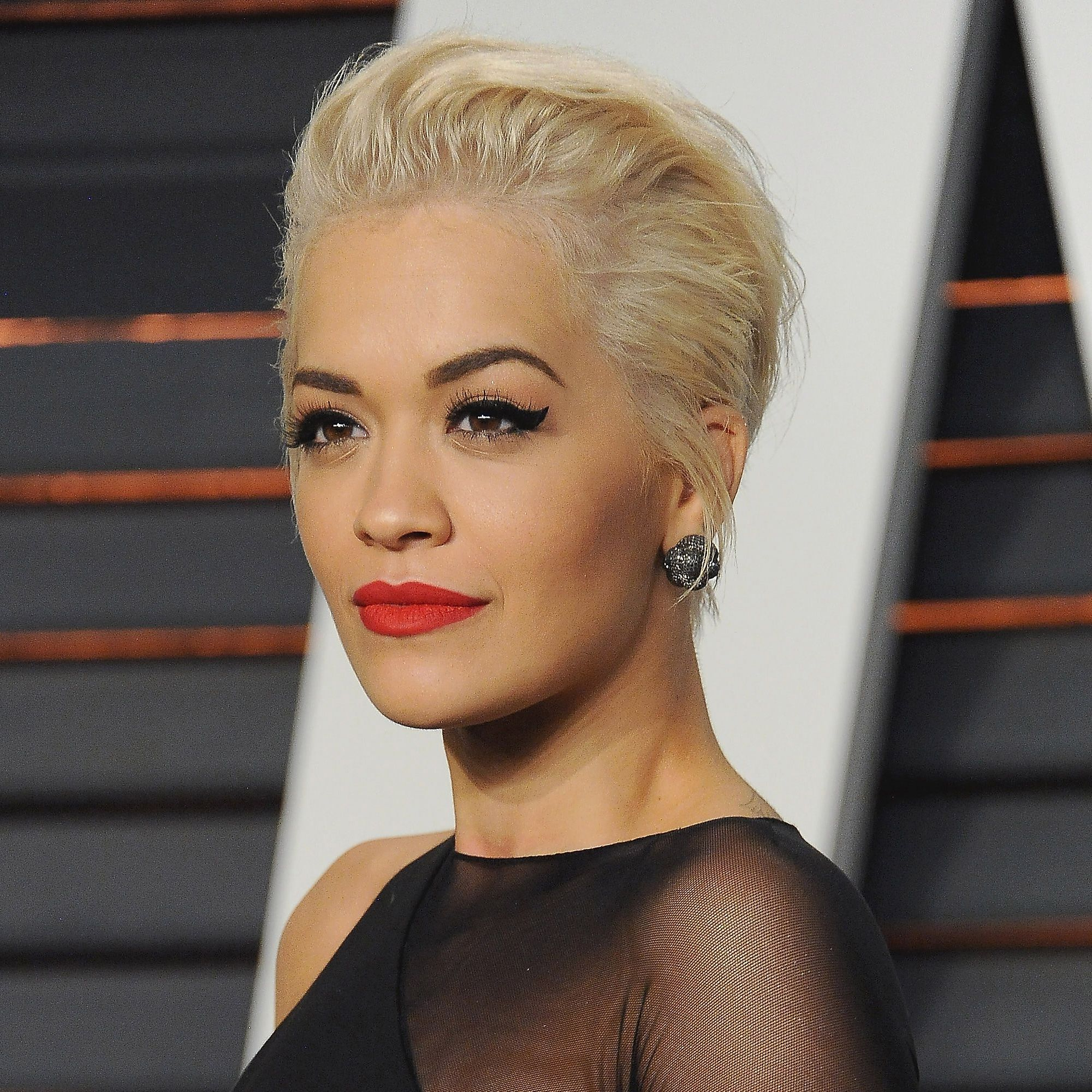 Well Known Rita Ora Medium Hairstyles With 87 Cute Short Hairstyles & Haircuts – How To Style Short Hair (View 17 of 20)