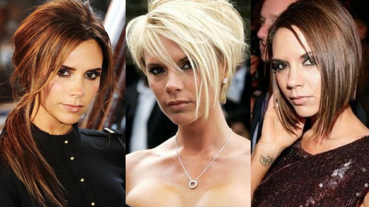 Well Known Victoria Beckham Medium Haircuts With Victoria Beckham Best Hairstyles 2015 – 2018 – Youtube (View 20 of 20)