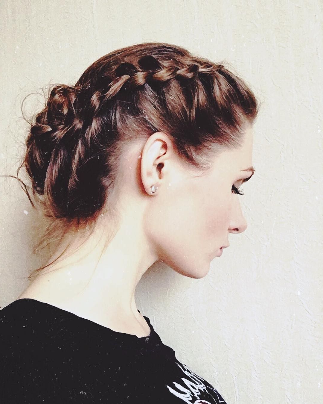 Well Liked Athenian Goddess Faux Hawk Updo Hairstyles Throughout Greek Goddess Braided Updo (View 20 of 20)