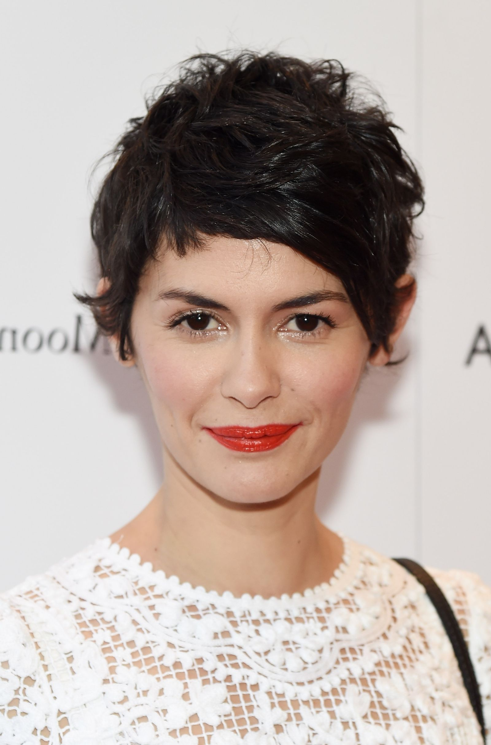 Well Liked Audrey Tautou Medium Haircuts With 53 Celebrity Pixie Cuts So Good You'll Actually Want To Cut Your (View 18 of 20)