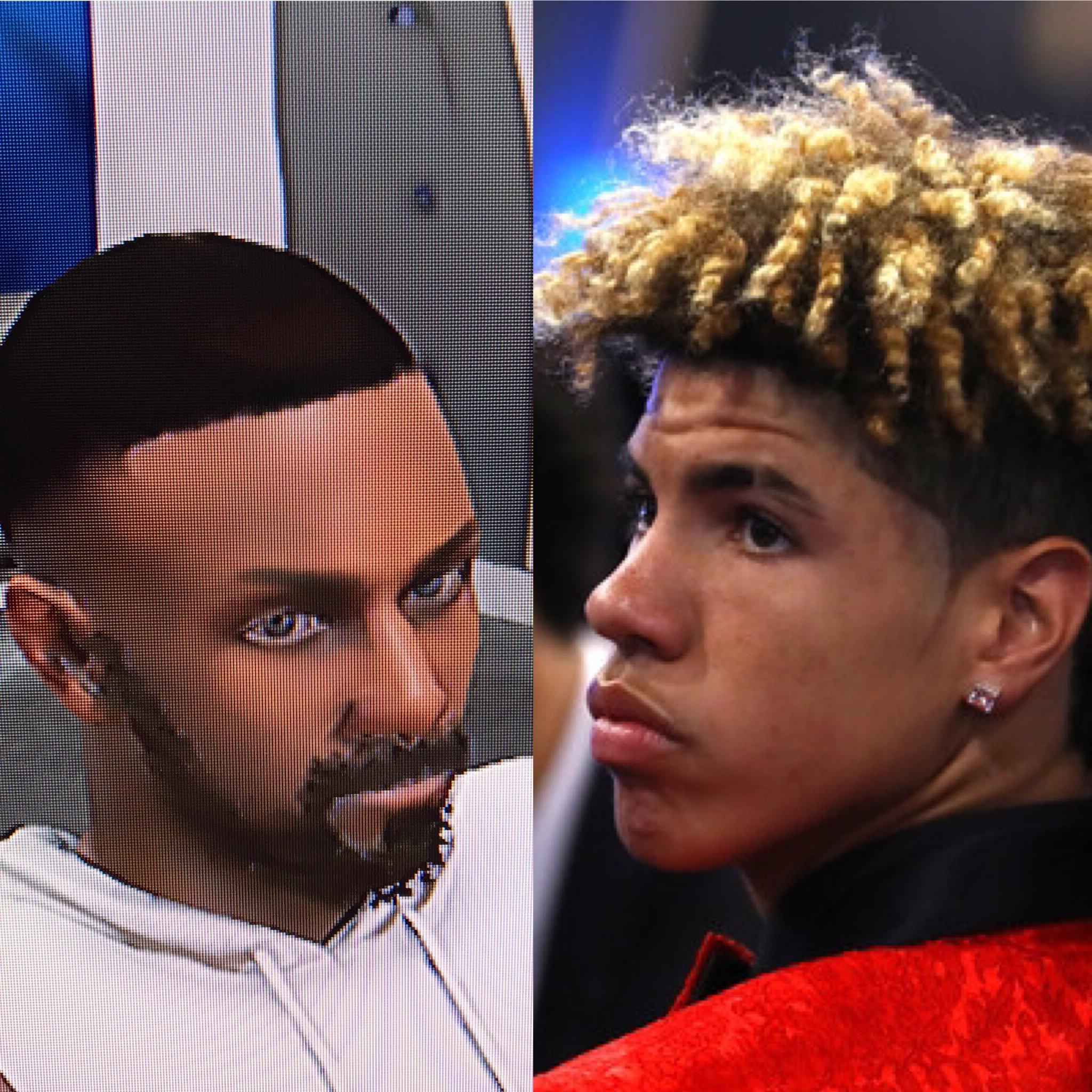 "Well Liked Bleached Mohawk Hairstyles Regarding Mohawk – Bleach Faded"" Expectation Vs Reality : Nba2K (View 18 of 20)"