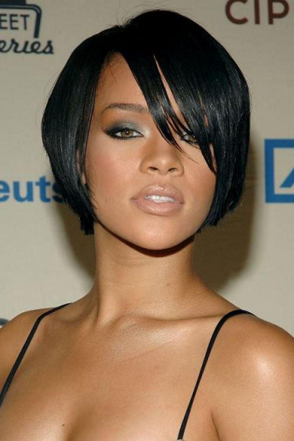 Well Liked Bob Medium Hairstyles For Black Women For √ 24+ Lovely Black People Bob Hairstyles: Short Black Women Bob (View 20 of 20)