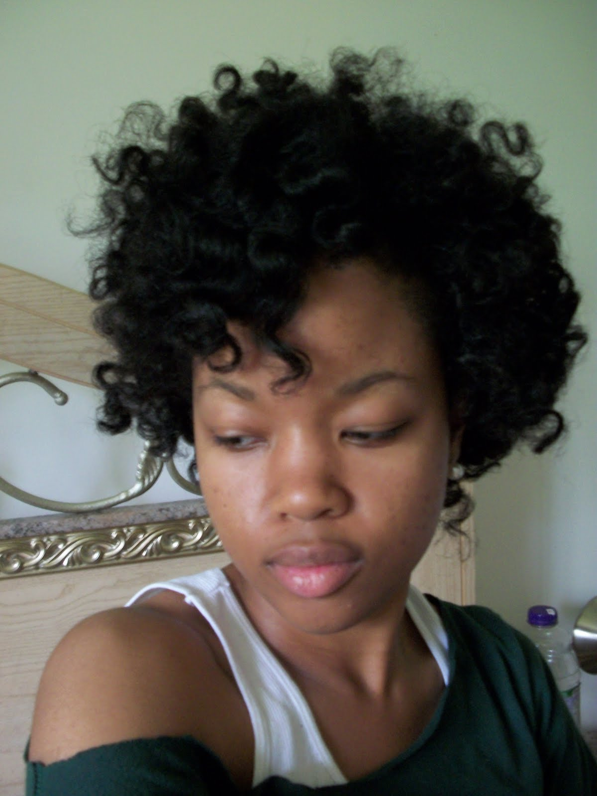 Well Liked Medium Haircuts For Round Faces African American Intended For Hairstyles Popular 2012: Medium African American Curly Hairstyles (View 20 of 20)
