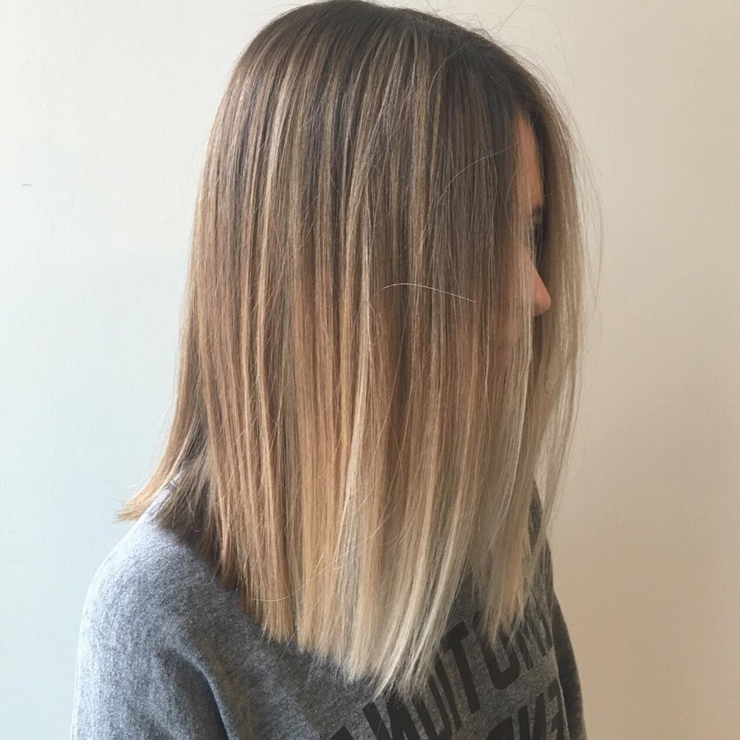 Well Liked Medium Haircuts For Straight Hair In 25 Alluring Straight Hairstyles For 2019 (Short, Medium & Long Hair (View 20 of 20)