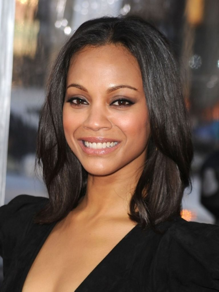 Well Liked Medium Hairstyles For Black Ladies Regarding 6 Hairstyles That Are Perfect For Girls With Big Foreheads – Zumi (View 20 of 20)