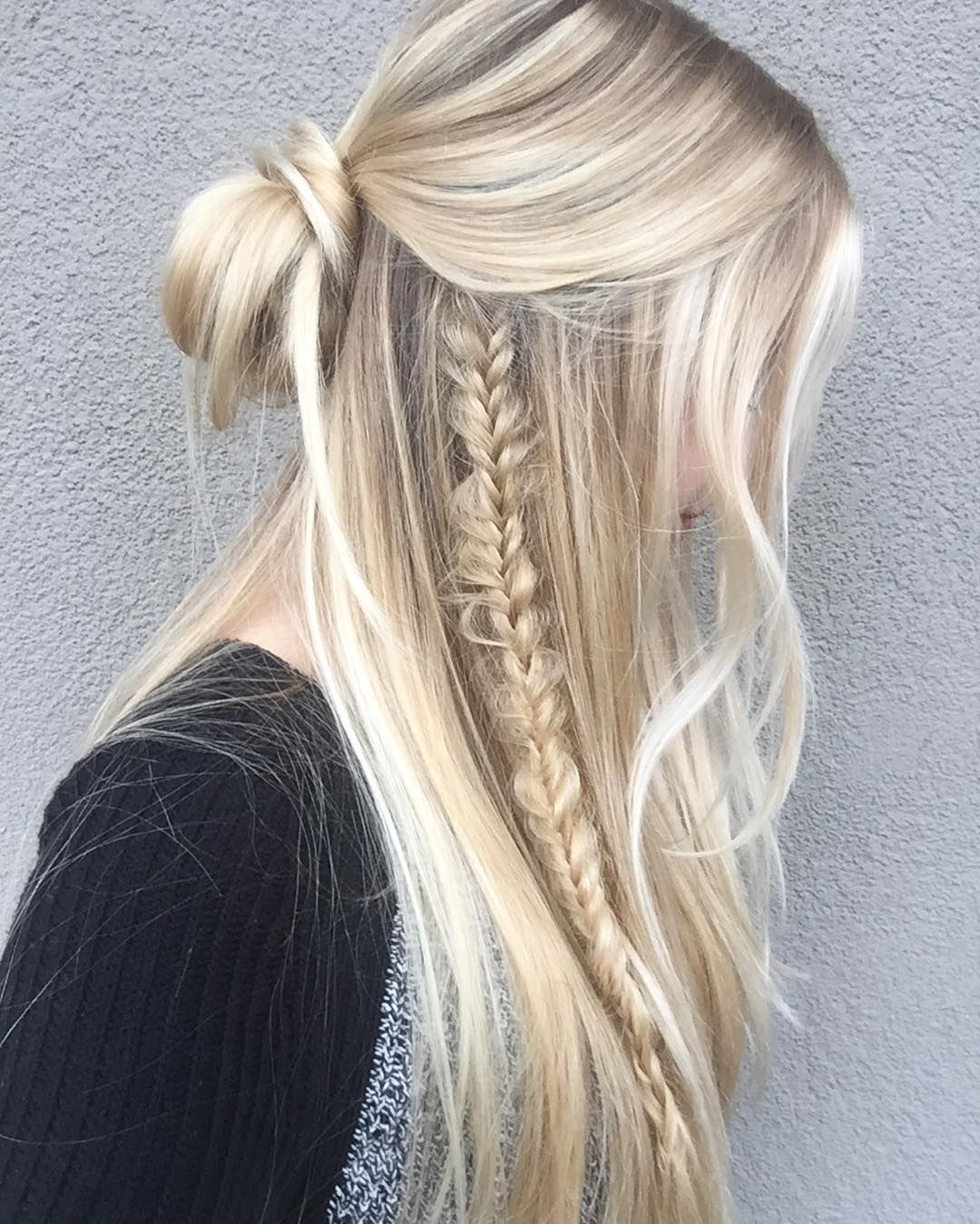 Well Liked Medium Hairstyles Formal Occasions Inside 60 Cute Easy Half Up Half Down Hairstyles – For Wedding, Prom, And (View 16 of 20)
