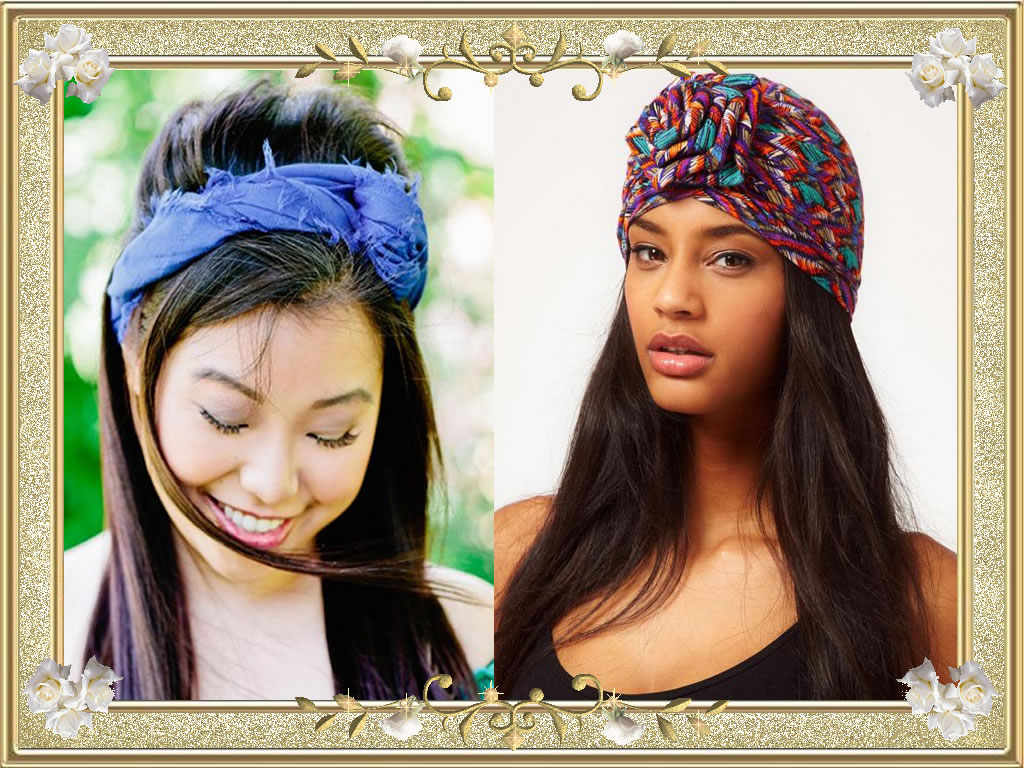 Well Liked Medium Hairstyles With Bandanas With Regard To 25 Nifty Bandana Hairstyles For Charming Girls – New Models – Hairstyles (View 9 of 20)