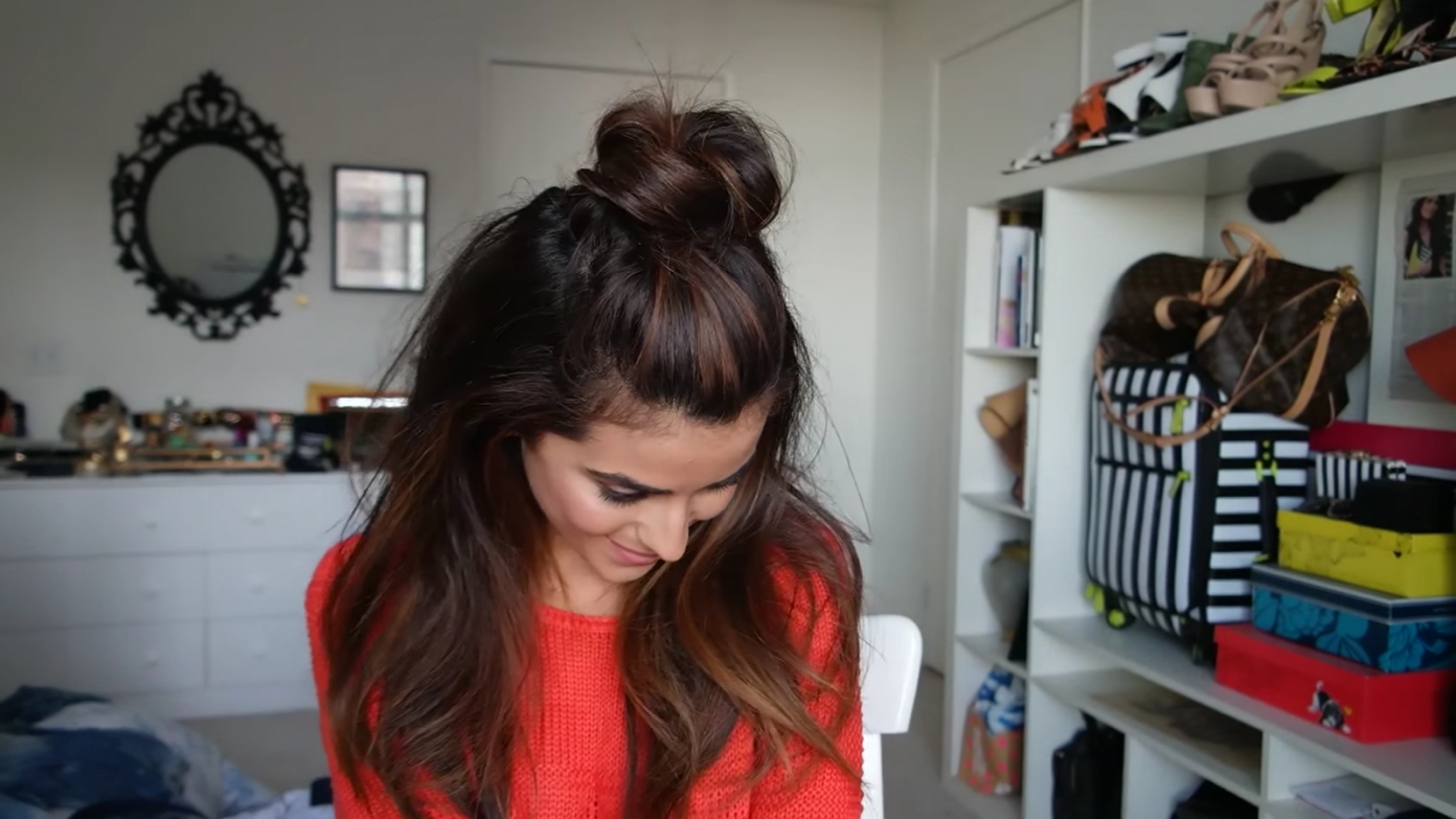 Well Liked Quick And Easy Mohawk Hairstyles In Female Mohawk Hairstyles Long Hair (View 18 of 20)