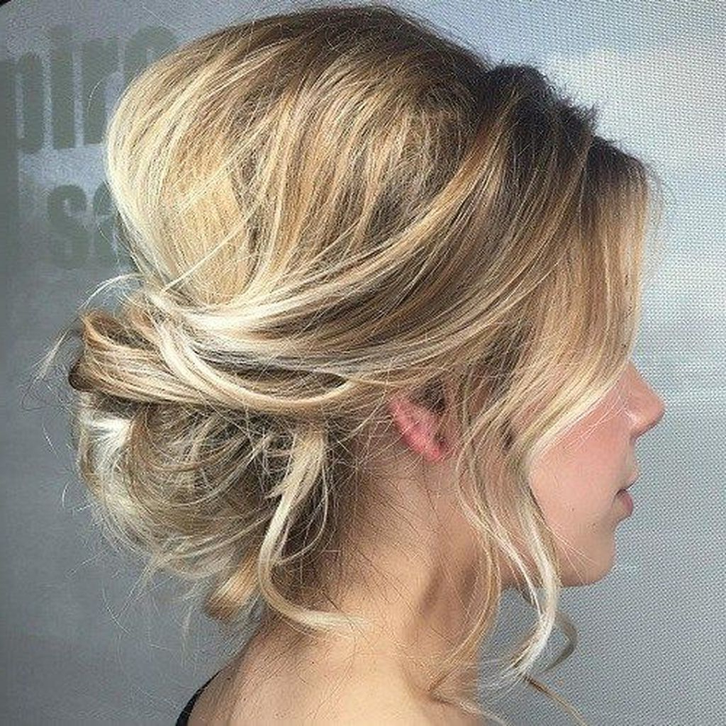 Well Liked Wedding Medium Hairstyles Within 51 Amazing Wedding Hairstyles For Medium Hair Ideas To Makes You (View 5 of 20)