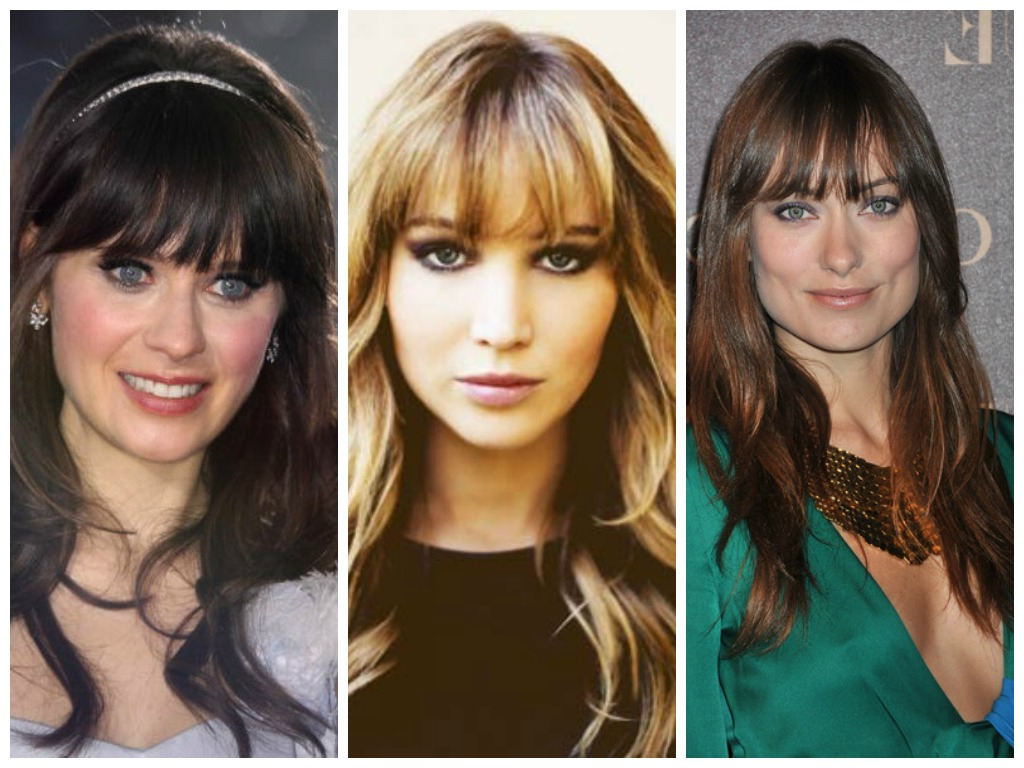 Widely Used Medium Hairstyles With Blunt Bangs With Regard To Are Blunt Bangs Right For Me? – Hair World Magazine (View 11 of 20)