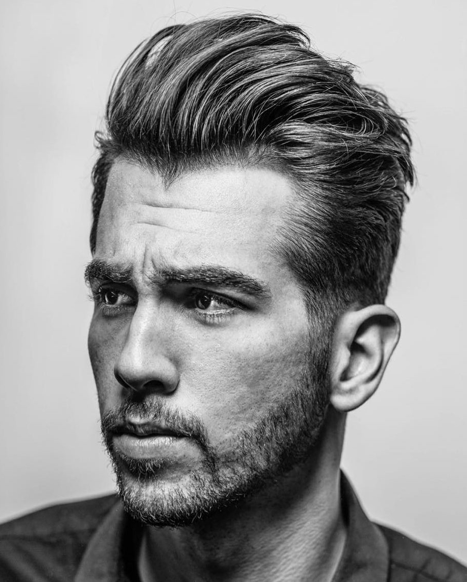 Widely Used Messy Medium Haircuts Intended For Cool Men's Medium Length Haircuts (View 19 of 20)