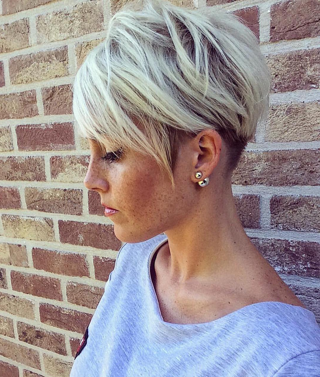 Widely Used Sporty Medium Haircuts For 10 Short Shag Hairstyles For Women (View 5 of 20)