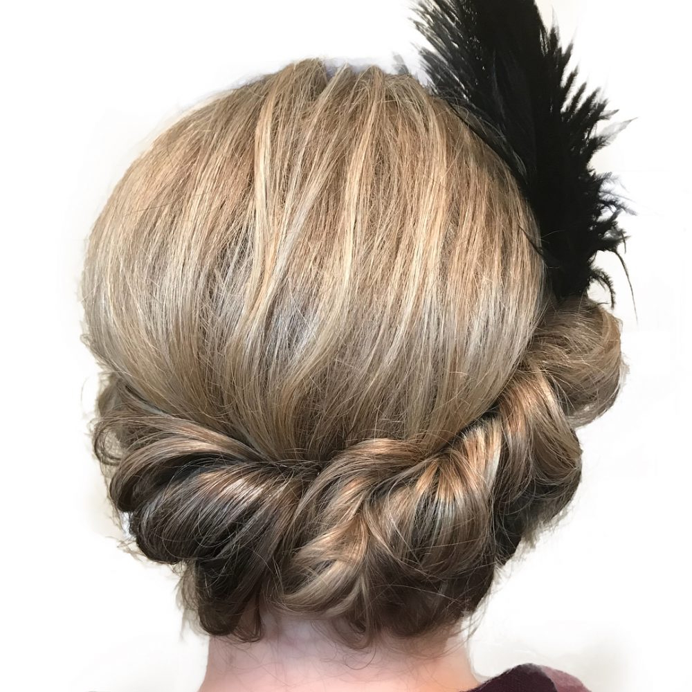 Widely Used Twenties Medium Hairstyles With Vintage Glam: 15 Roaring 20S Hairstyles (View 20 of 20)
