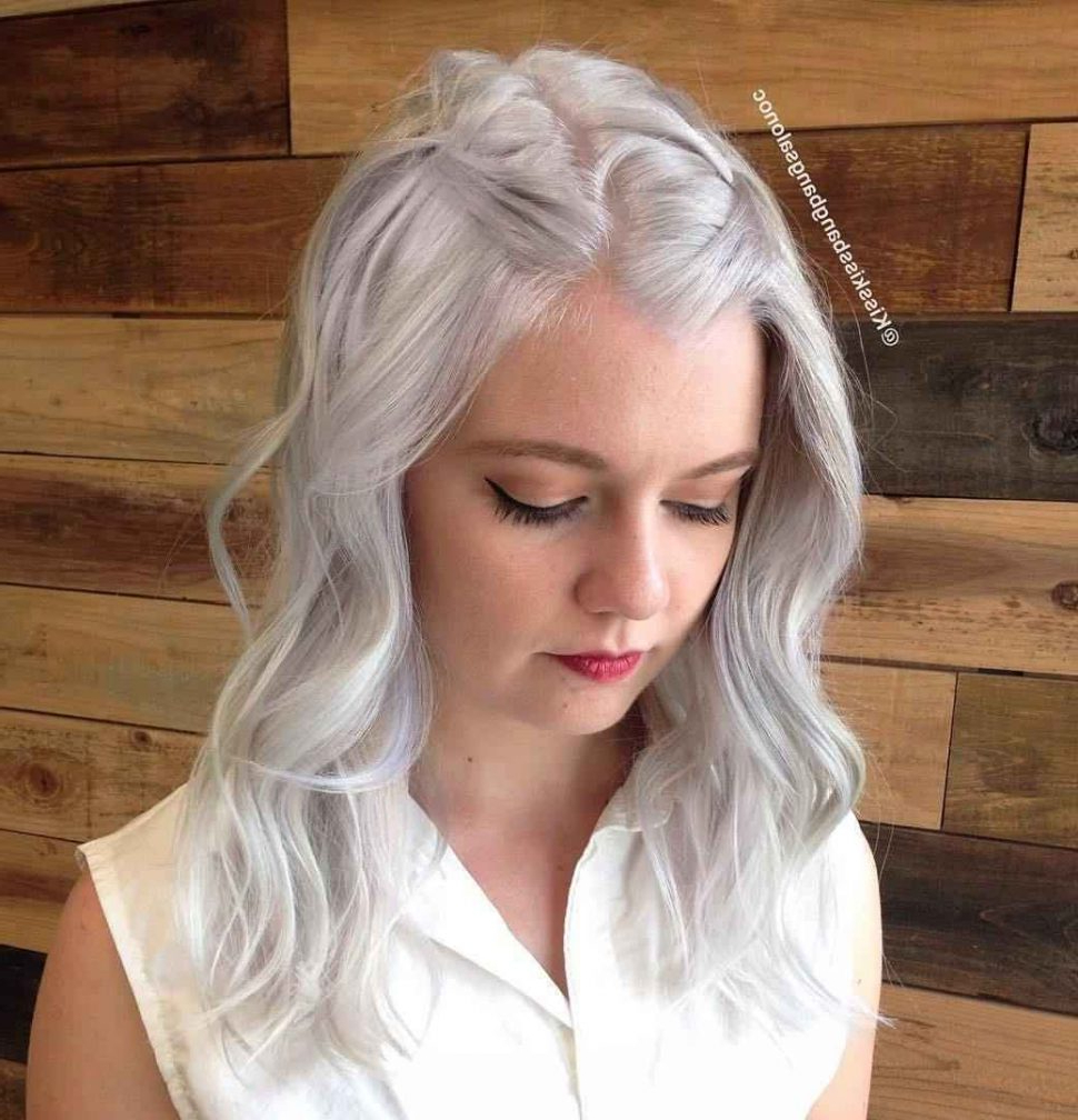 Women Hairstyle : Asymmetrical Haircuts For Medium Length Hair The With Well Known Asymmetrical Medium Hairstyles (View 19 of 20)
